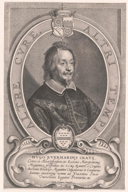 Cratz von Scharffenstein, Hugo Eberhard