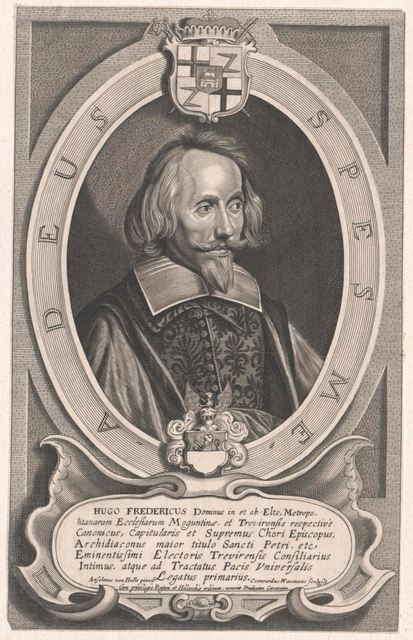 Eltz, Hugo Friedrich Graf