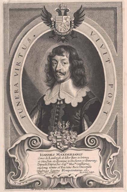 Lamberg, Johann Maximilian Graf