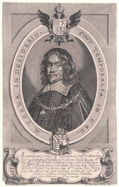 Trauttmansdorff, Maximilian Graf