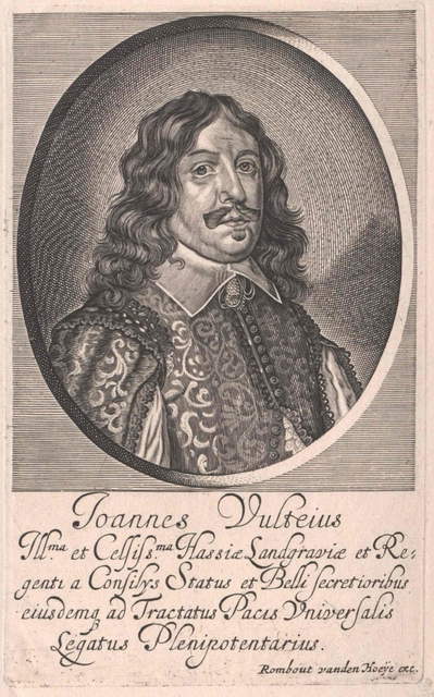 Vultejus, Johann