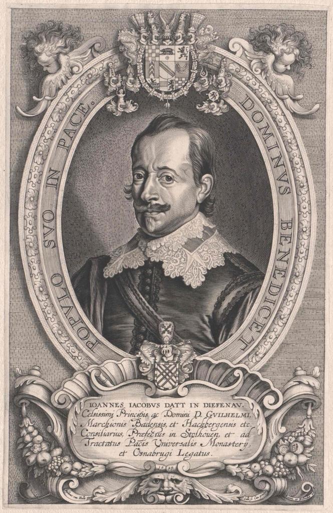 Datt von Tiefenau, Johann Jakob