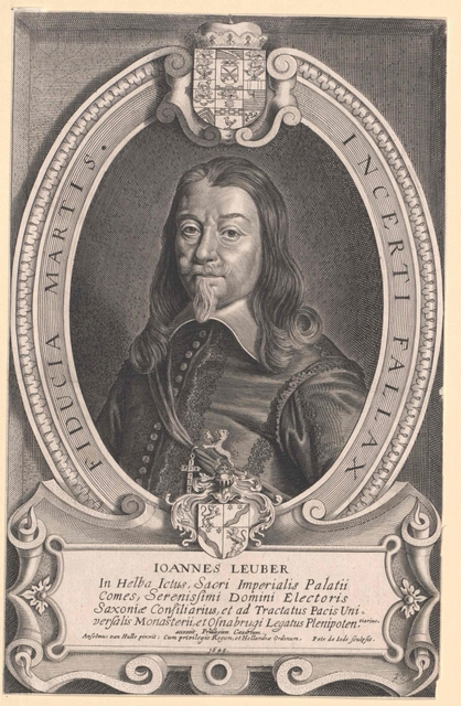 Leuber, Johannes