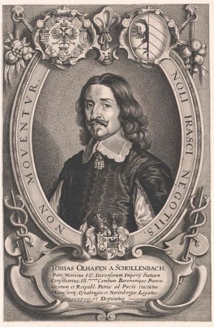Oelhafen von Schöllenbach, Tobias
