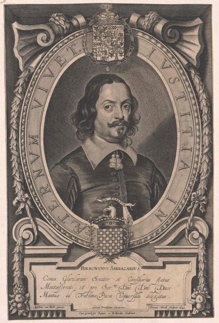 Sannataro, Girolamo Conte