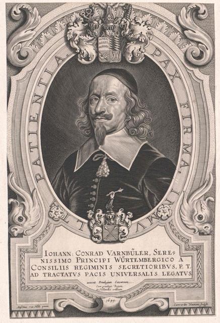 Varnbüler, Johann Konrad