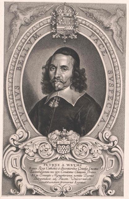 Weyms, Pieter van