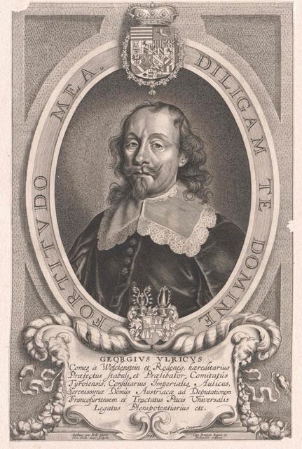 Wolkenstein-Rodenegg, Georg Ulrich Graf von