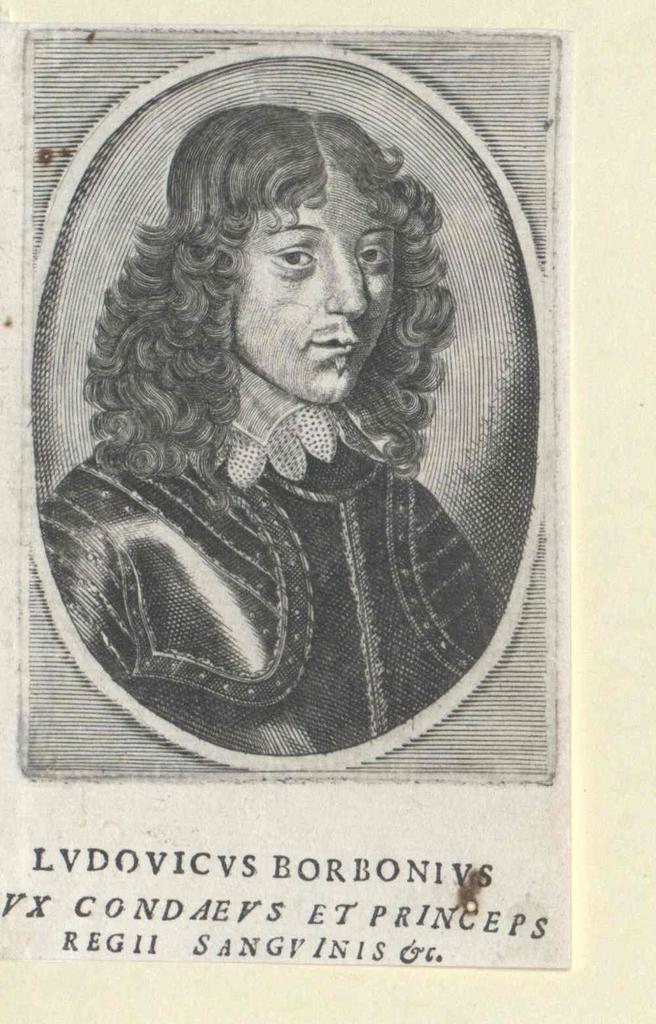 Condé, Ludwig Prinz von Bourbon