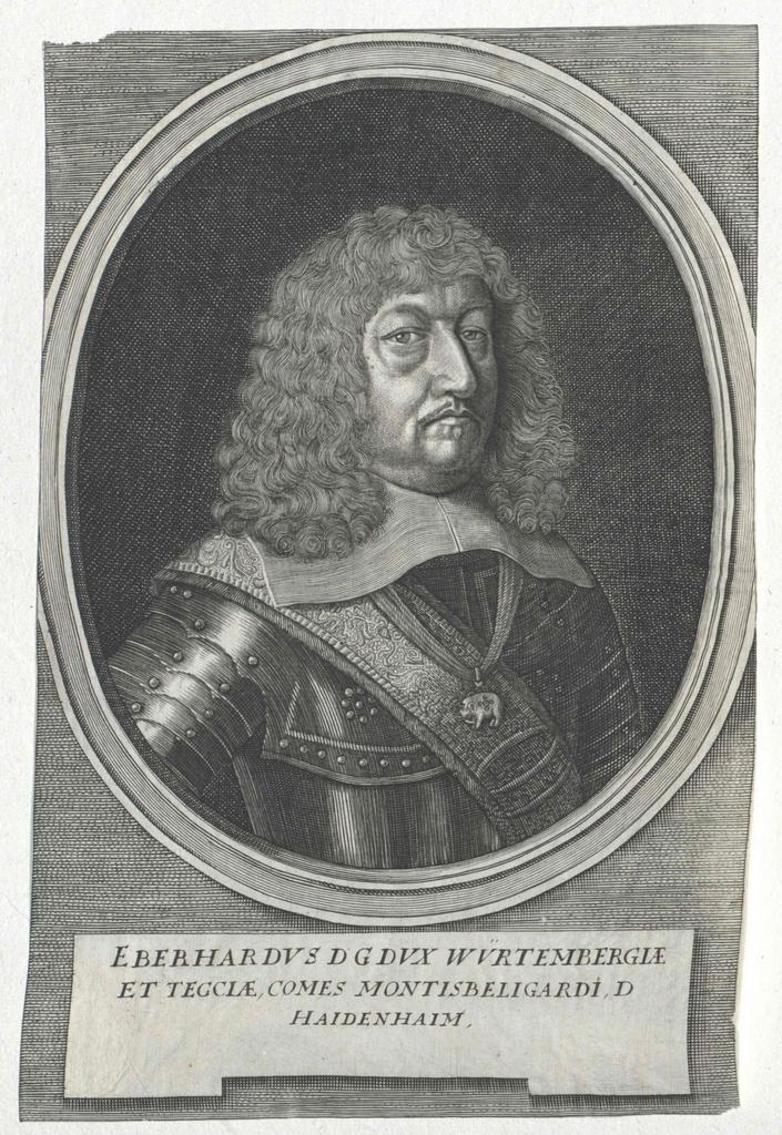 Eberhard III., Herzog von Württemberg