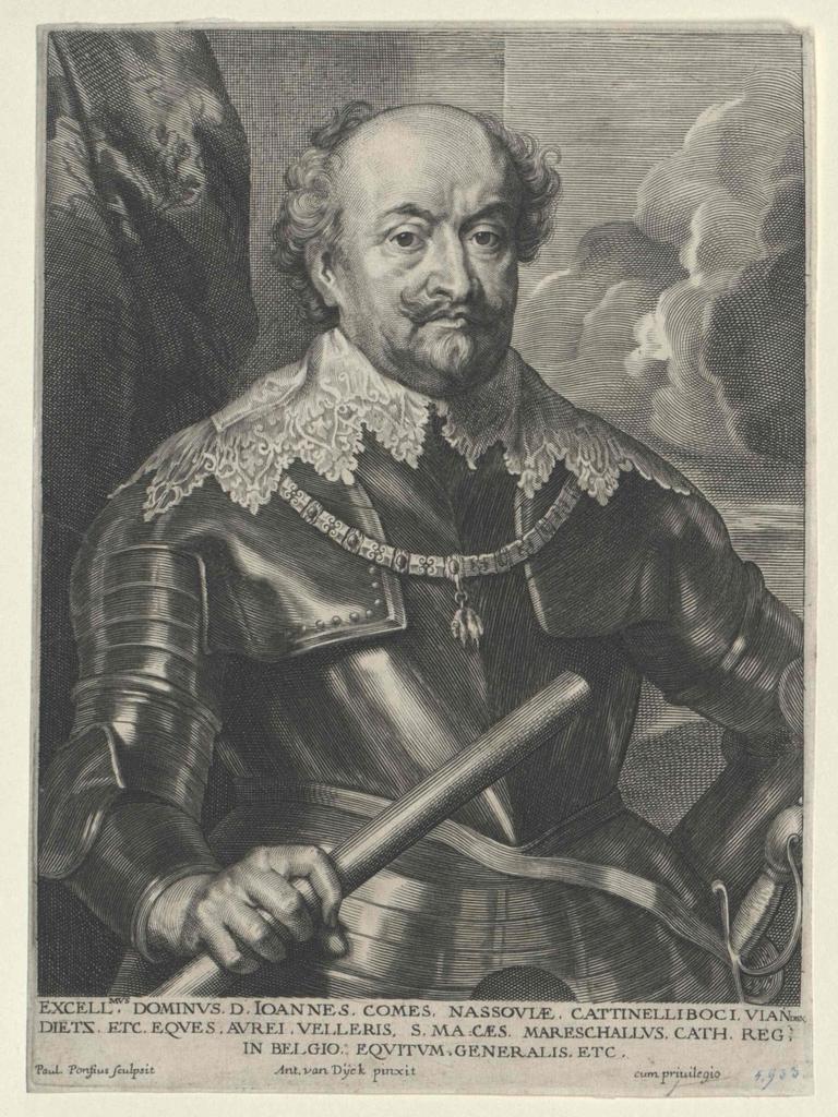 Johann VIII., der Jüngere, Graf von Nassau-Siegen