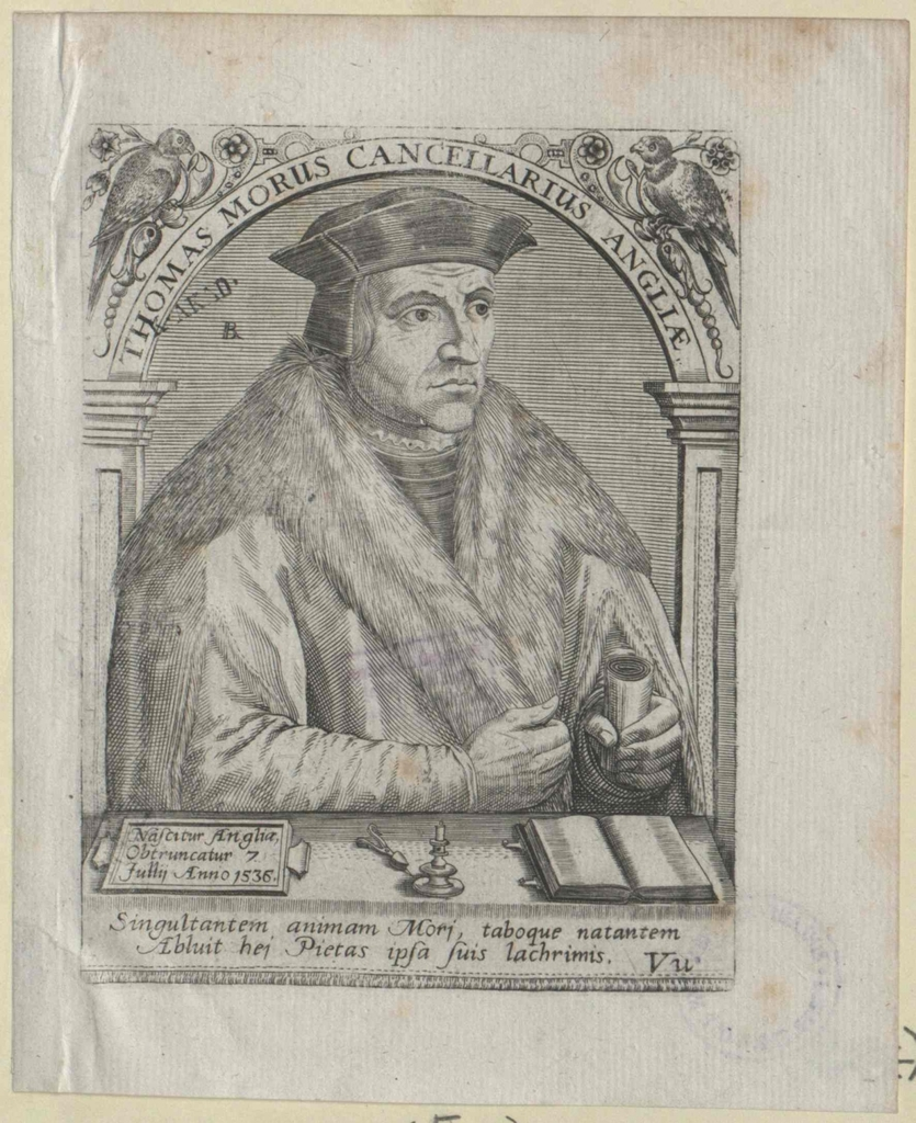 Morus, Thomas Heiliger