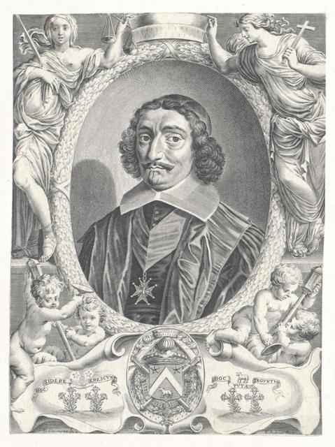 Séguier, Duc de Villemor, Comte de Gien, Pierre