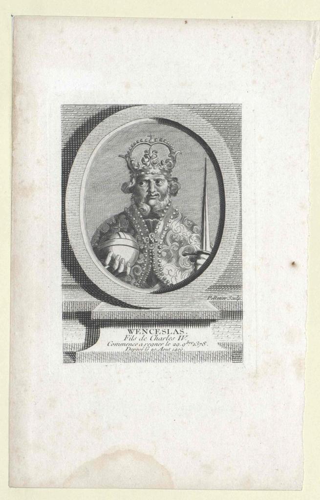 Wenzel, König