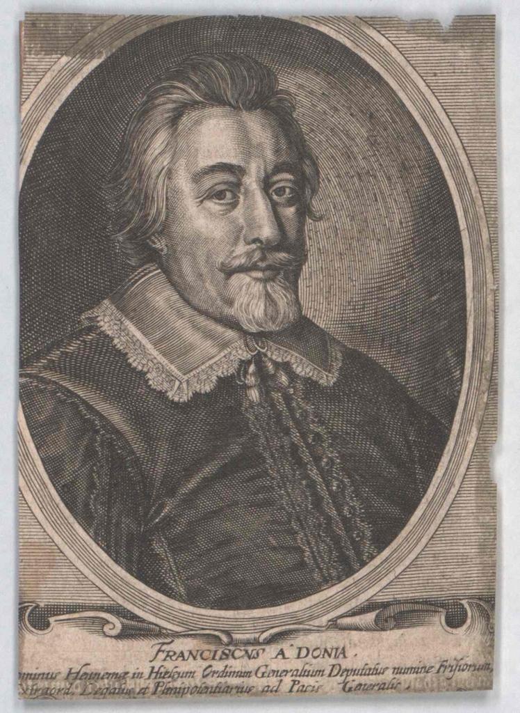 Donia, Frans van
