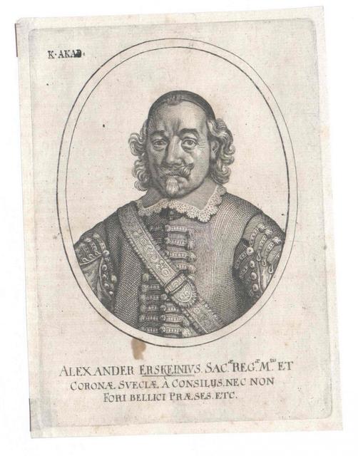 Erskein, Alexander