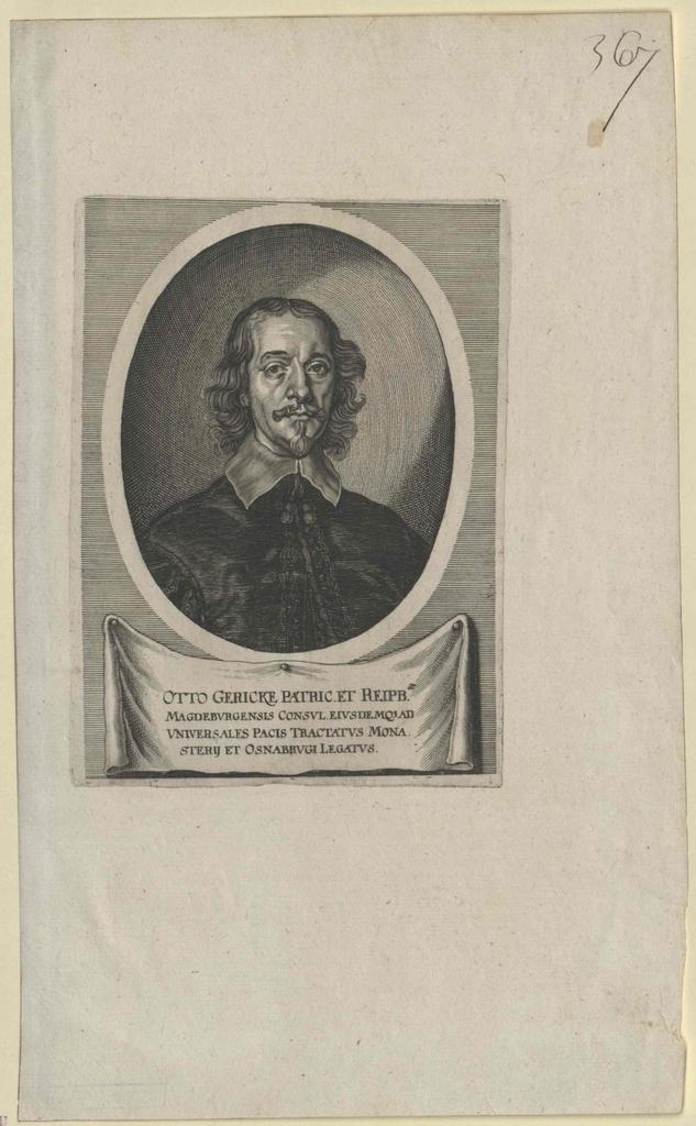 Guericke, Otto von
