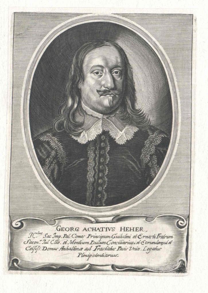 Heher, Georg Achaz