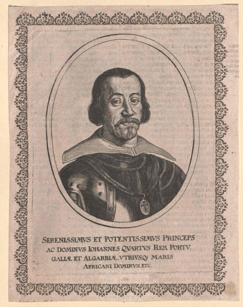 Johann IV., König von Portugal