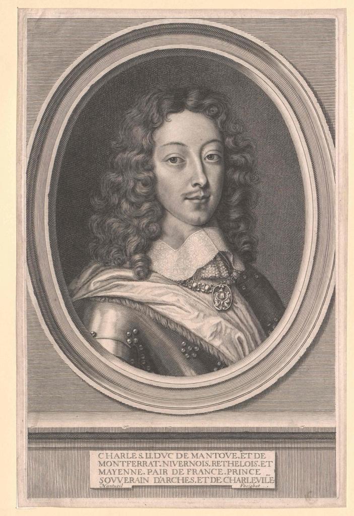 Karl III. Gonzaga, Herzog von Mantua