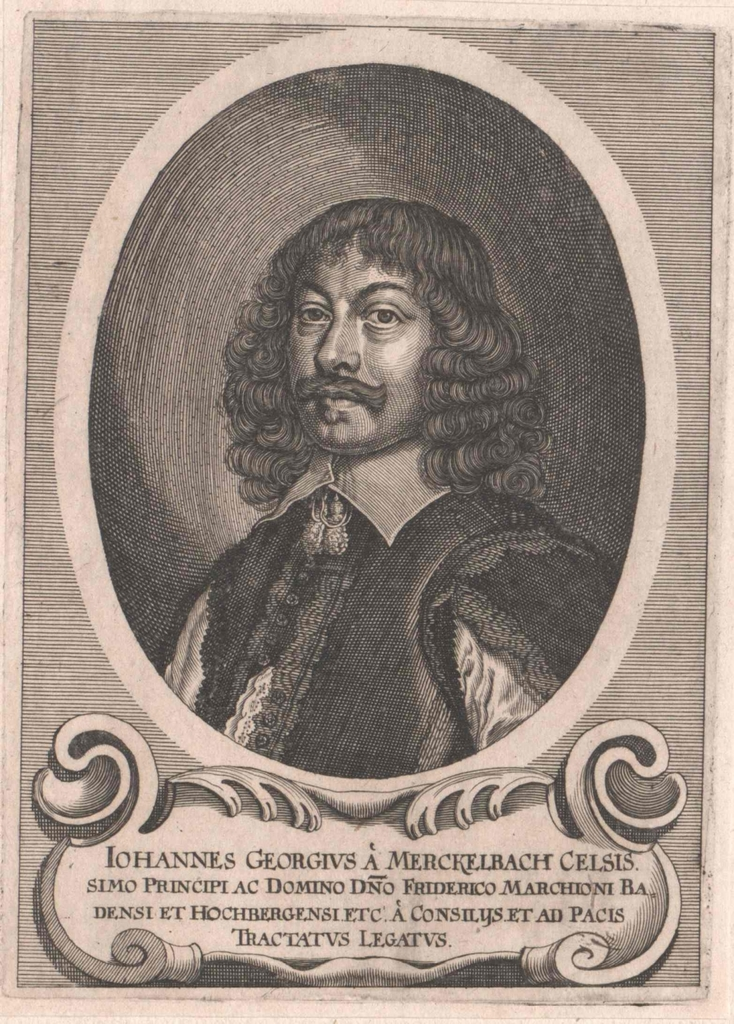 Merckelbach, Johann Georg von