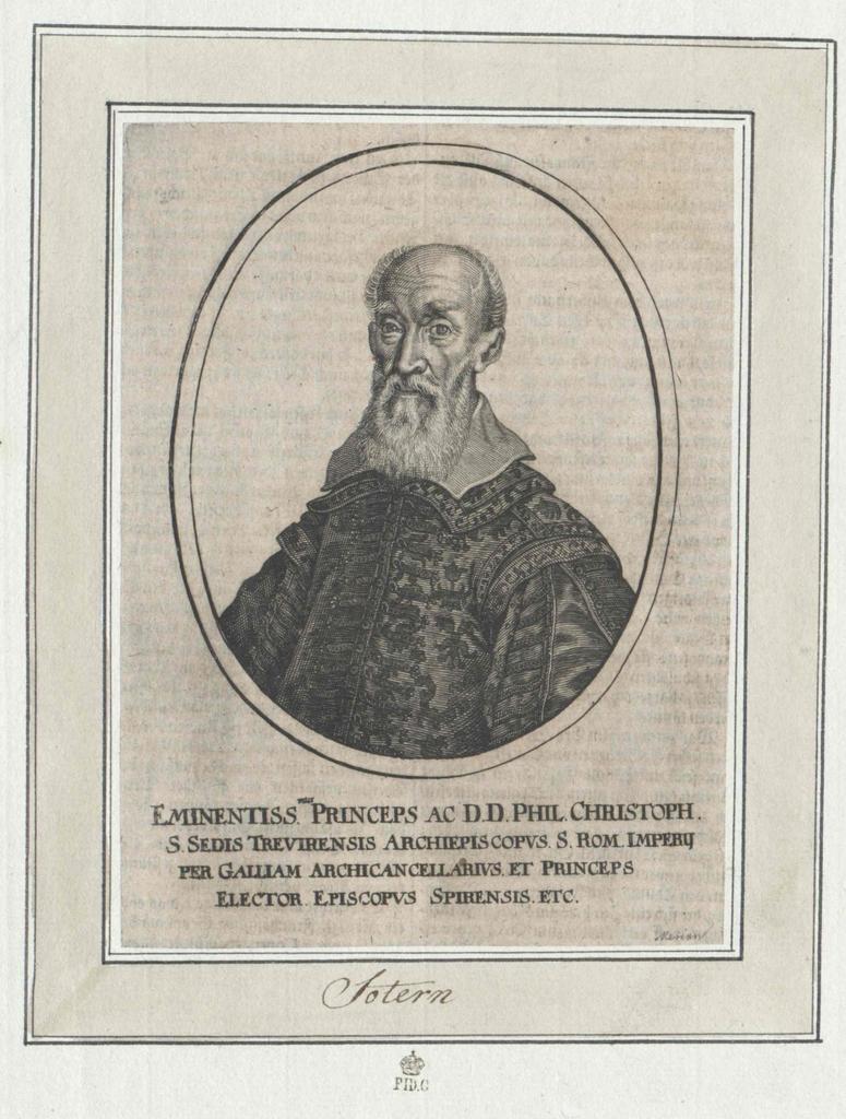 Sötern, Philipp Christoph von