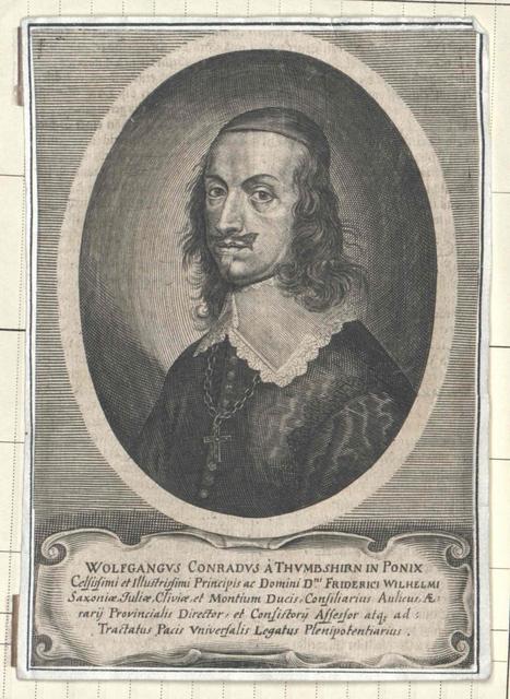 Thumbshirn, Wolfgang Konrad von