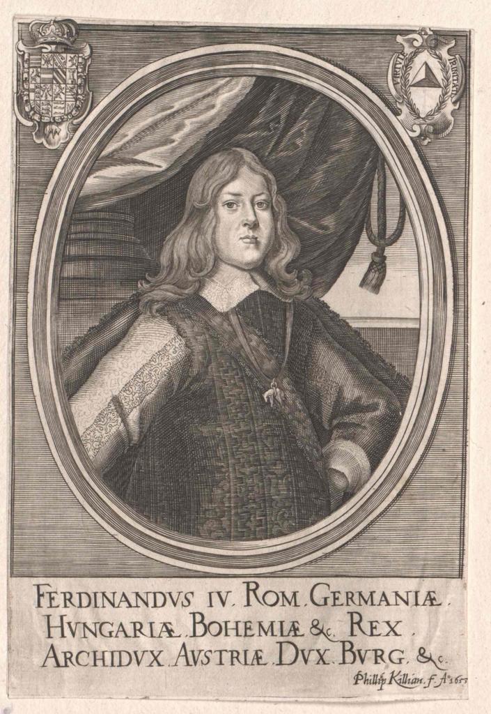 Ferdinand IV., römischer König