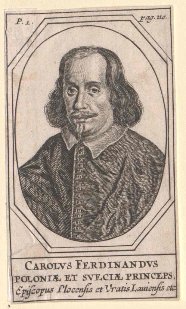 Karl Ferdinand, Prinz von Polen