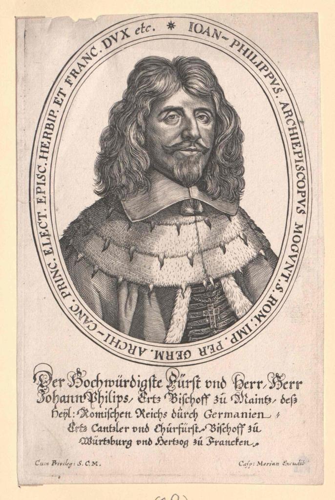 Schönborn, Johann Philipp von