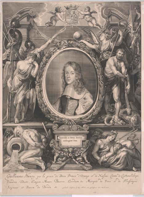 Wilhelm III., Prinz von Oranien, Graf von Nassau, König von Großbritannien