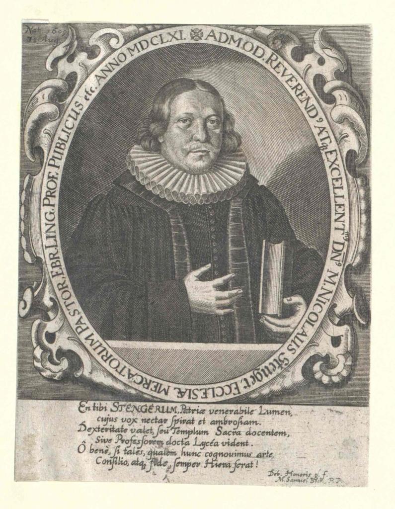 Stenger, Nikolaus