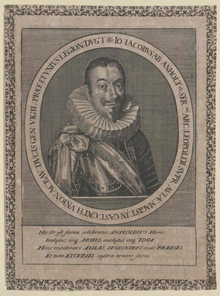 Bronckhorst, Johann Jakob Graf