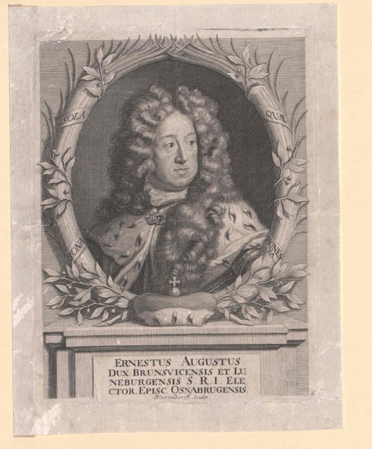 Ernst August I., Kurfürst von Hannover Herzog von Braunschweig-Lüneburg