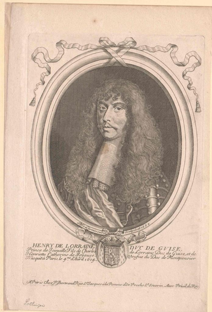 Heinrich II., Herzog von Lothringen-Guise