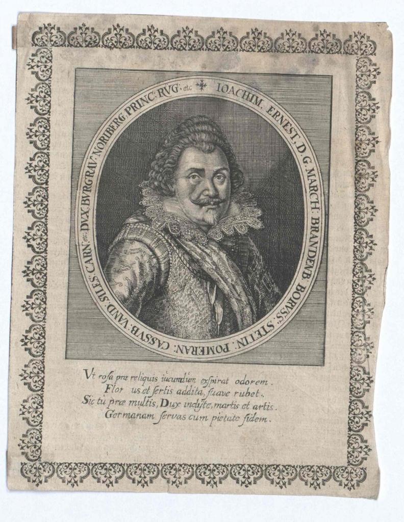 Joachim Ernst, Markgraf von Brandenburg-Ansbach