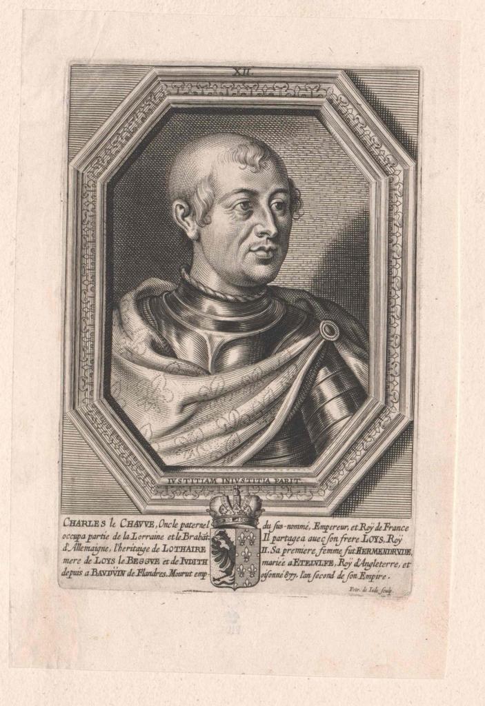 Karl II., der Kahle, römischer Kaiser