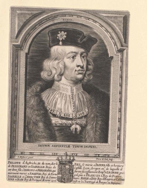 Philipp I. der Schöne, König von Spanien