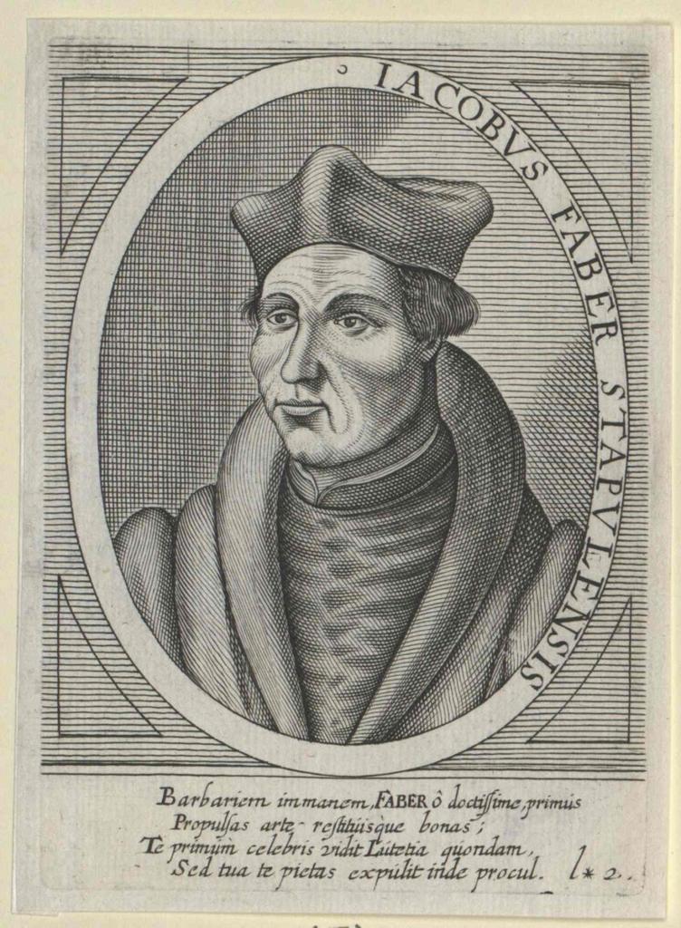 Lefèvre d'Étaples, Jacques