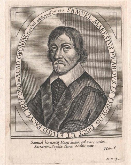 Maresius, Samuel