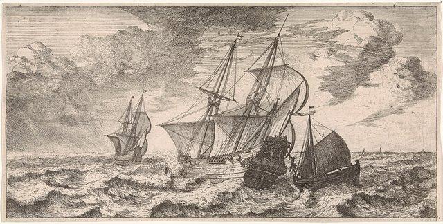Een loodsman komt aan boord van een schip