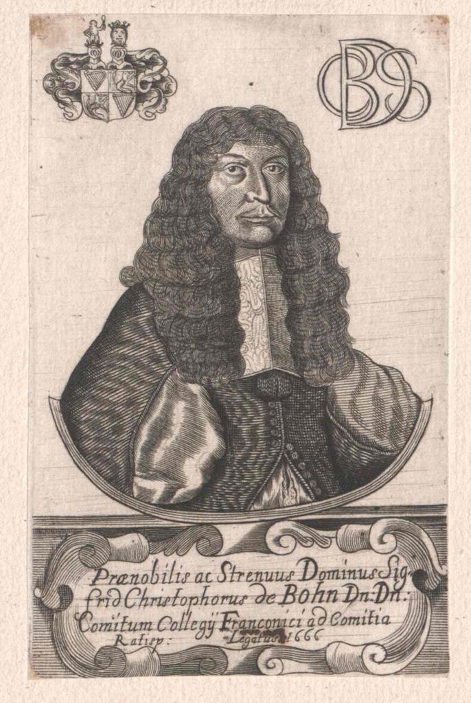 Bonn von Birkenau, Siegfried Christoph von