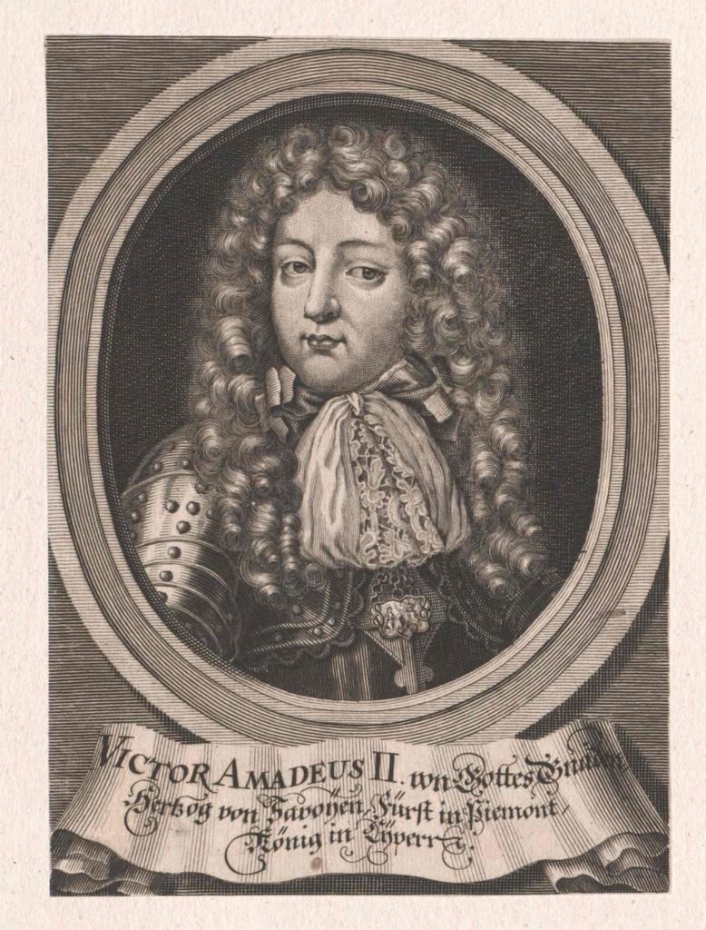 Viktor Amadeus I., König von Sardinien