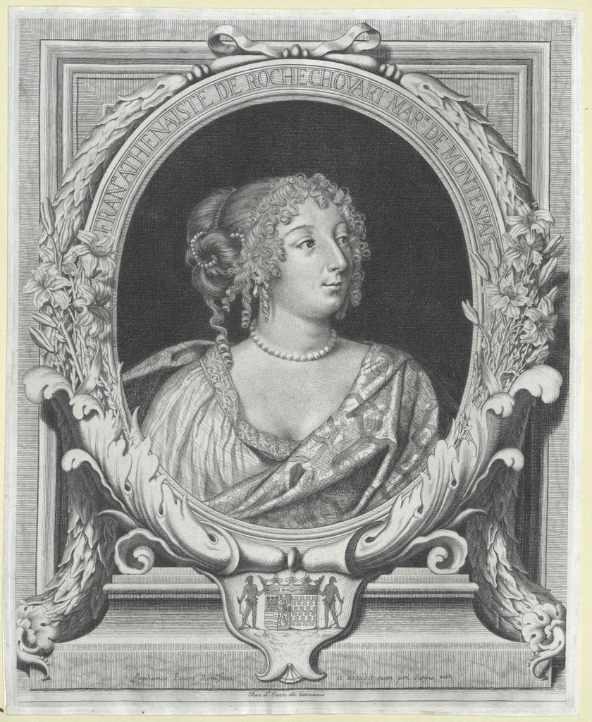 Montespan, Françoise Athénais Marquise de