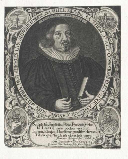 Lange, Samuel