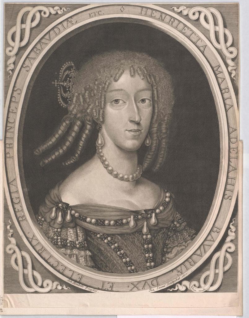 Adelheid Henriette, Prinzessin von Savoyen