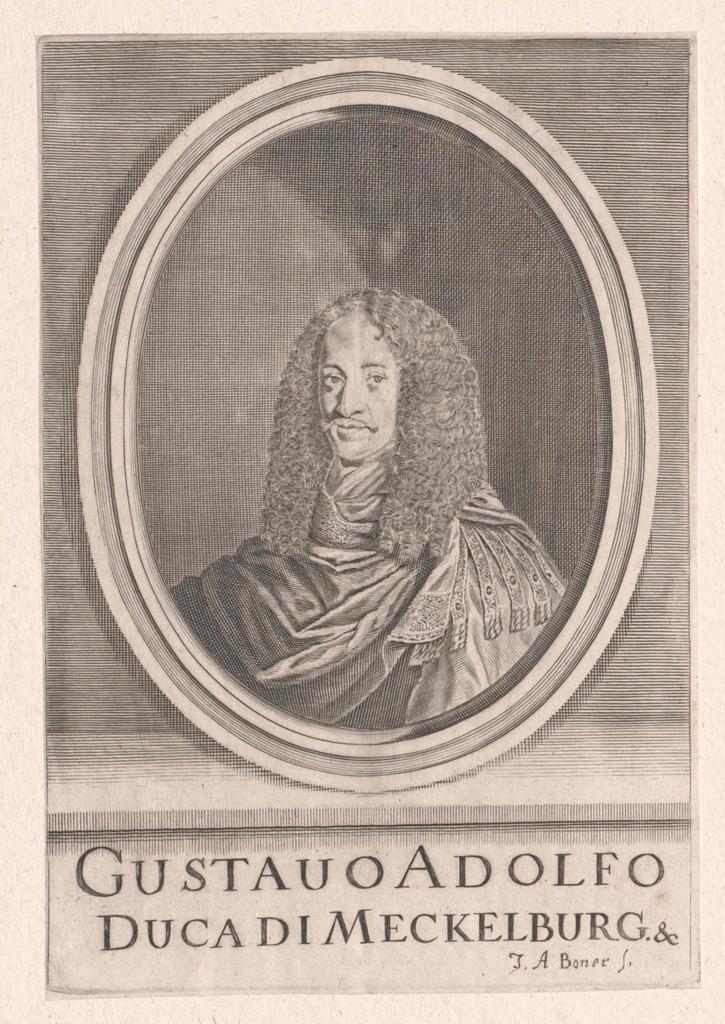 Gustav Adolf, Herzog von Mecklenburg-Güstrow