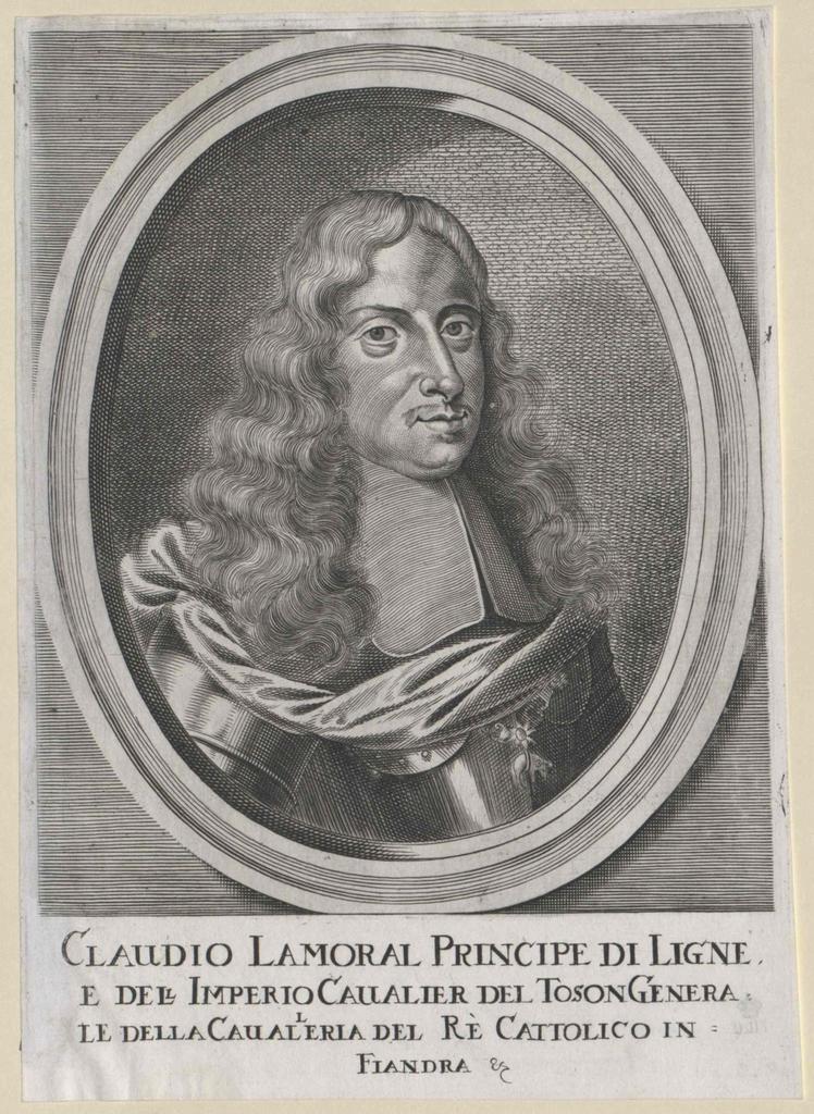 Ligne, Claude-Lamoral Fürst von
