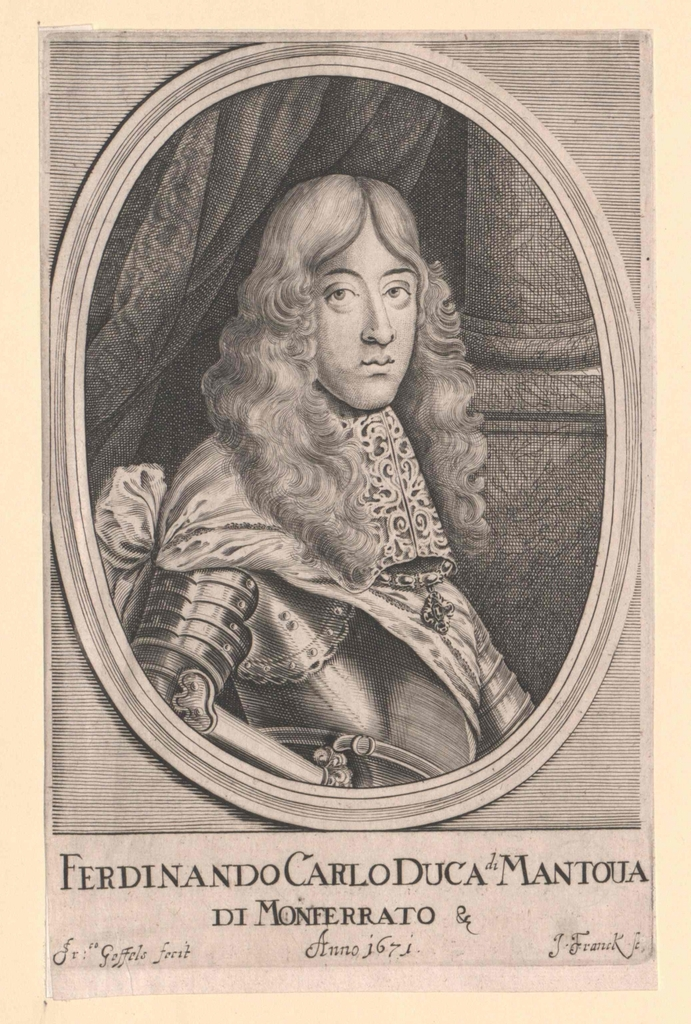 Karl IV. Gonzaga, Herzog von Mantua