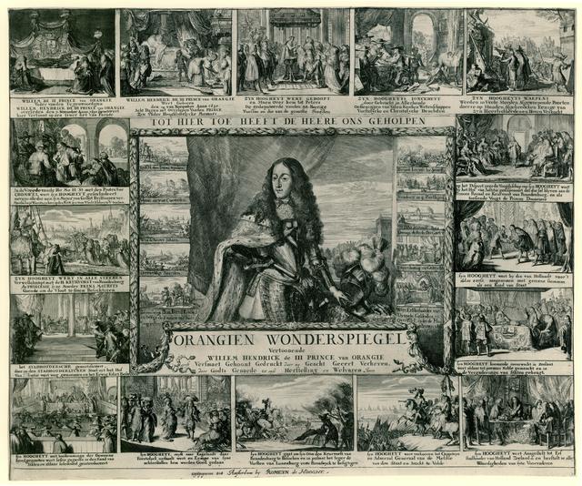 Leven en daden van Willem III, 1675